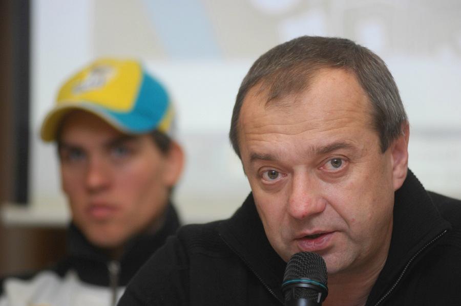 MČR v cyklokrosu 2010 se blíží - reprezentační trenér Petr Klouček