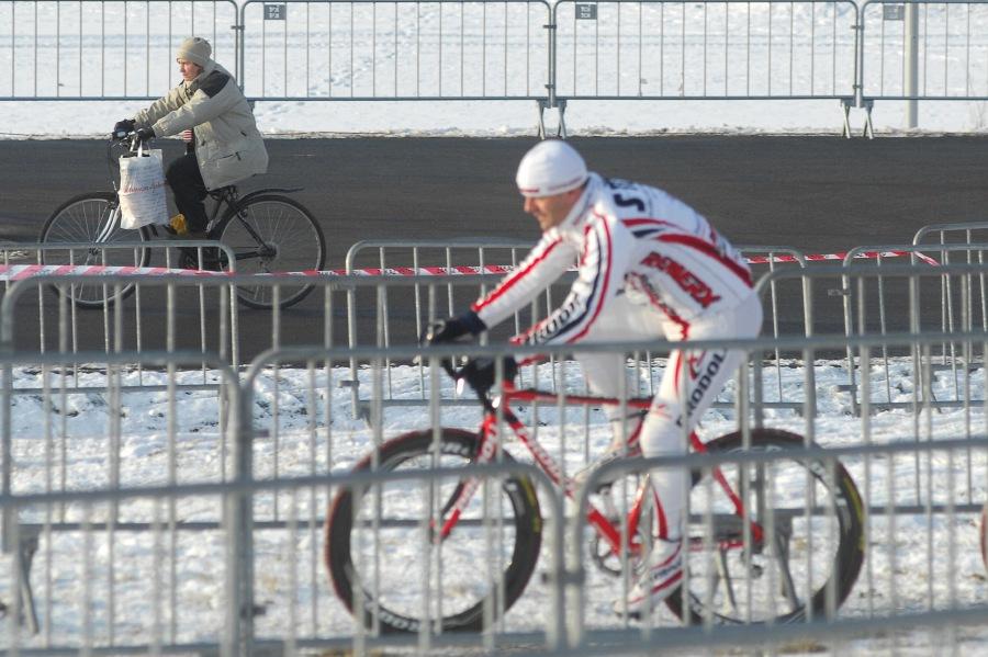 MČR v cyklokrosu 2010 se blíží - kdo z koho