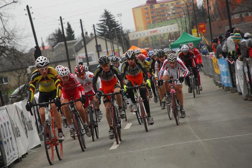 Toi Toi Cup - Uničov 2009: start juniorů