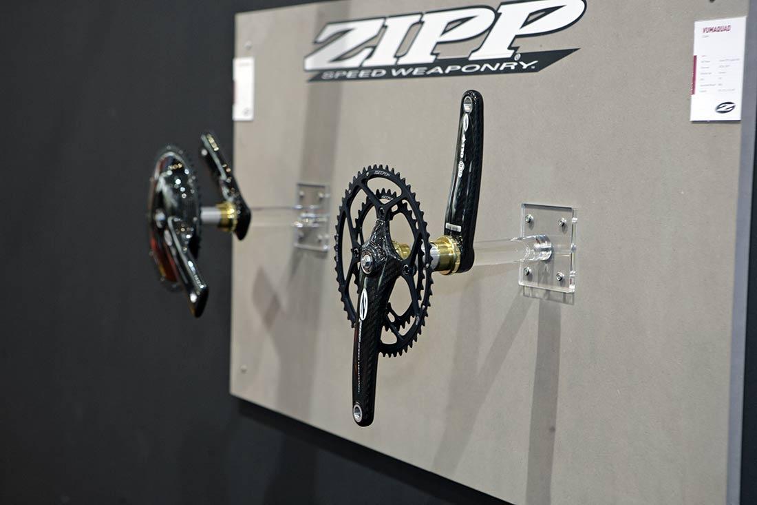Zipp 2010 na Eurobike 2009