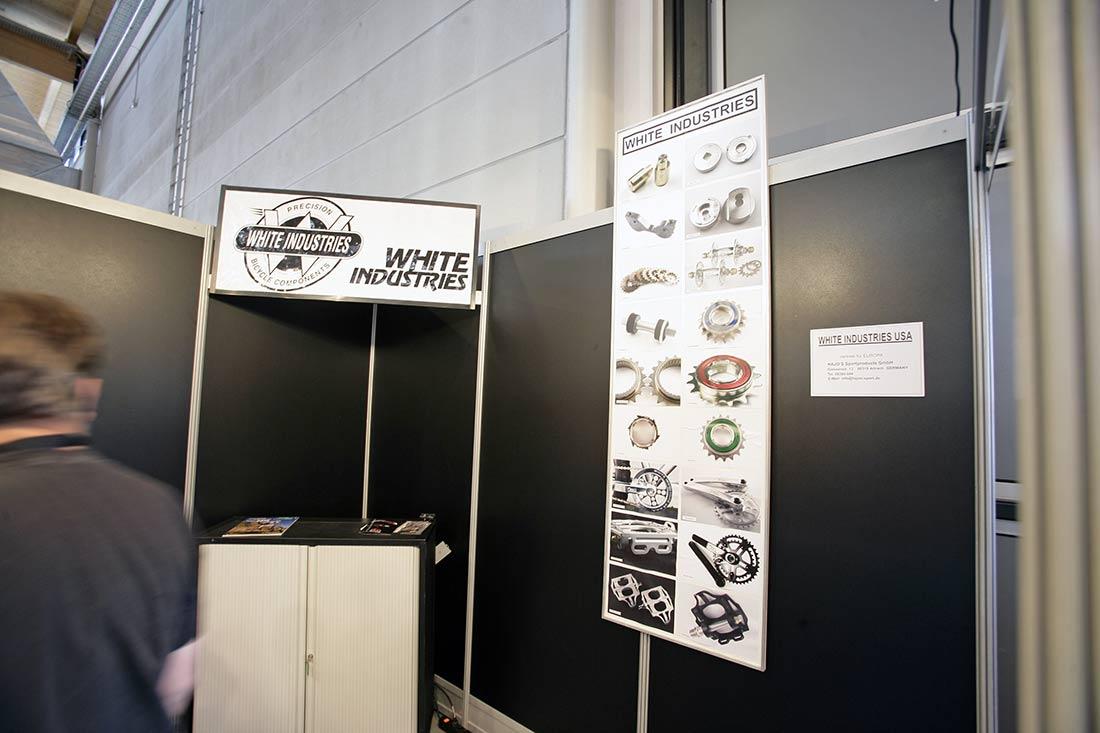 White Industries 2010 na Eurobike 2009