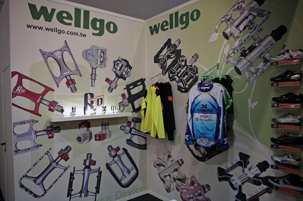 Wellgo 2010 na Eurobike 2009