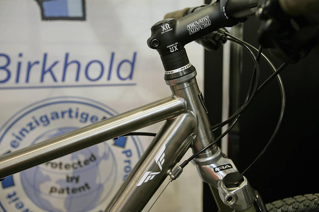 Votec 2010 na Eurobike 2009