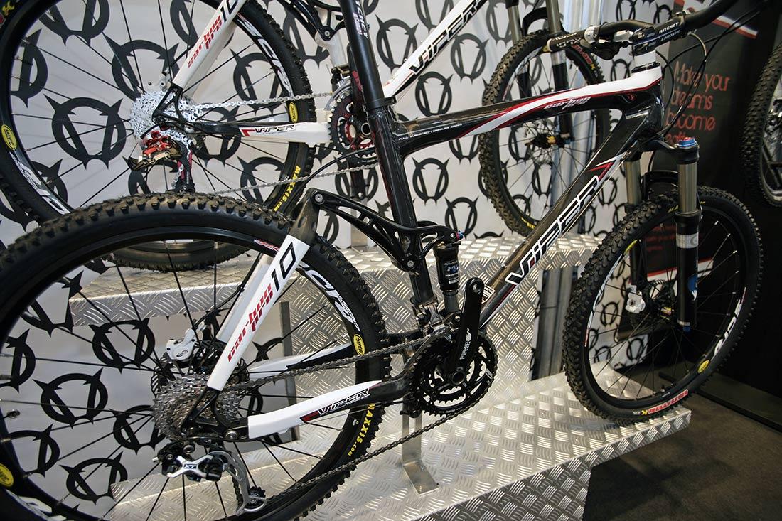 Viper 2010 na Eurobike 2009