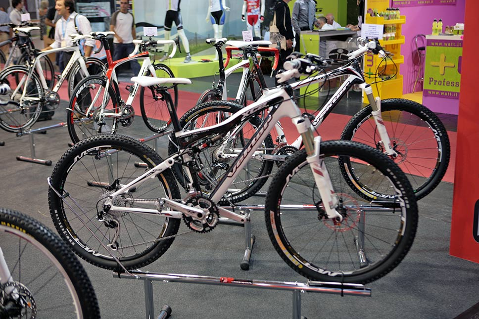 Vektor 2010 na Eurobike 2009