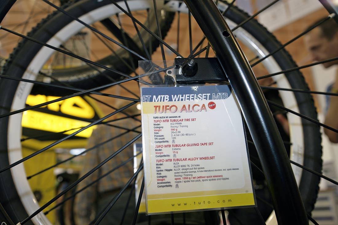 Tufo 2010 na Eurobike 2009