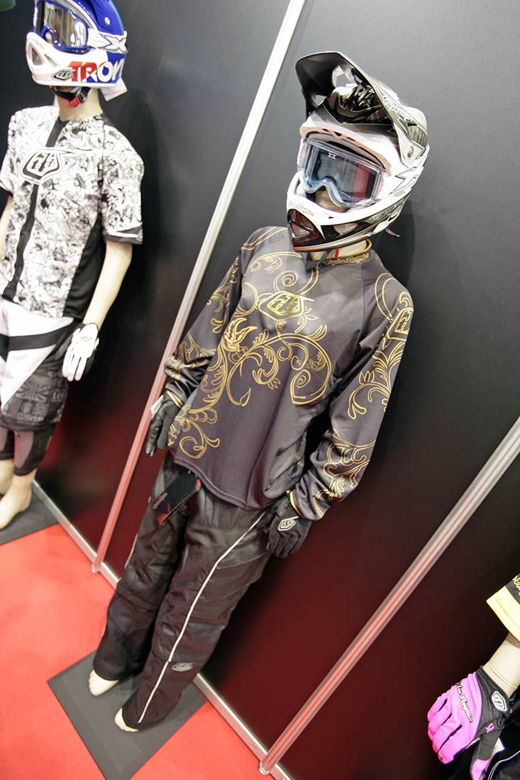 Troy Lee Designs 2010 na Eurobike 2009