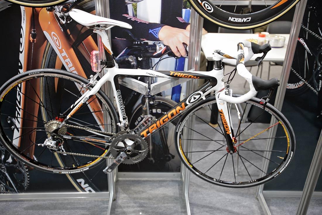 Trigon 2010 na Eurobike 2009