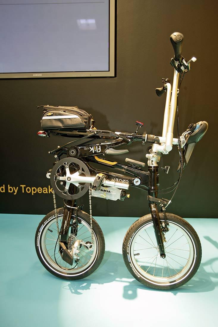 Topeak 2010 na Eurobike 2009