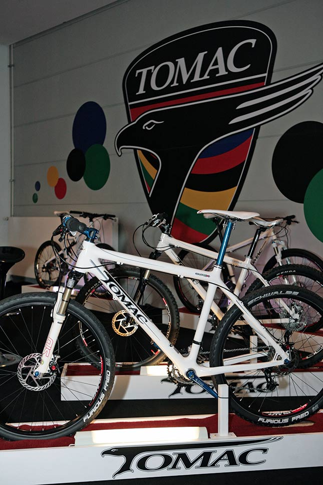 Tomac 2010 na Eurobike 2009