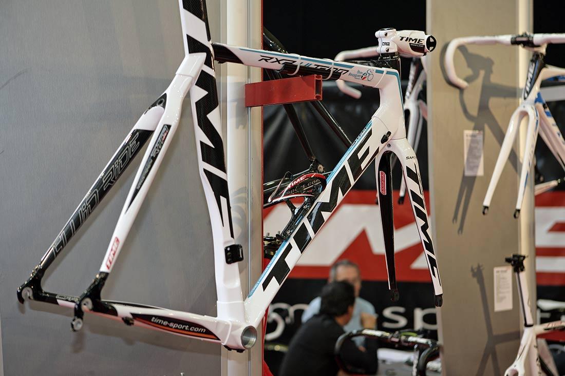 Time 2010 na Eurobike 2009
