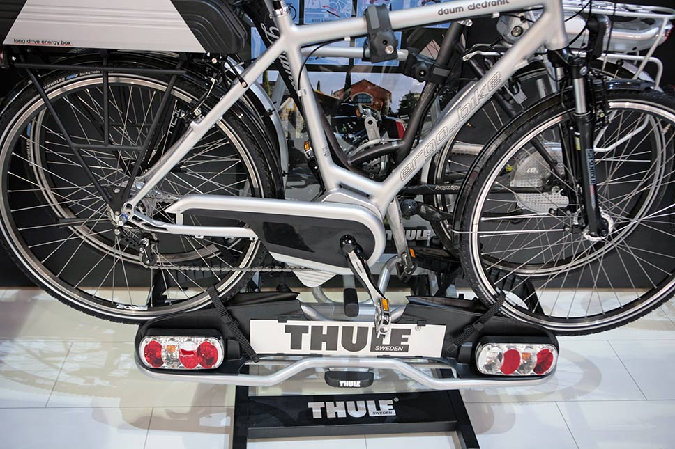Thule 2010 na Eurobike 2009