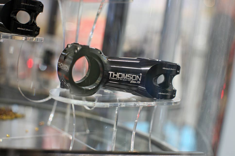 Thomson 2010 na Eurobike 2009