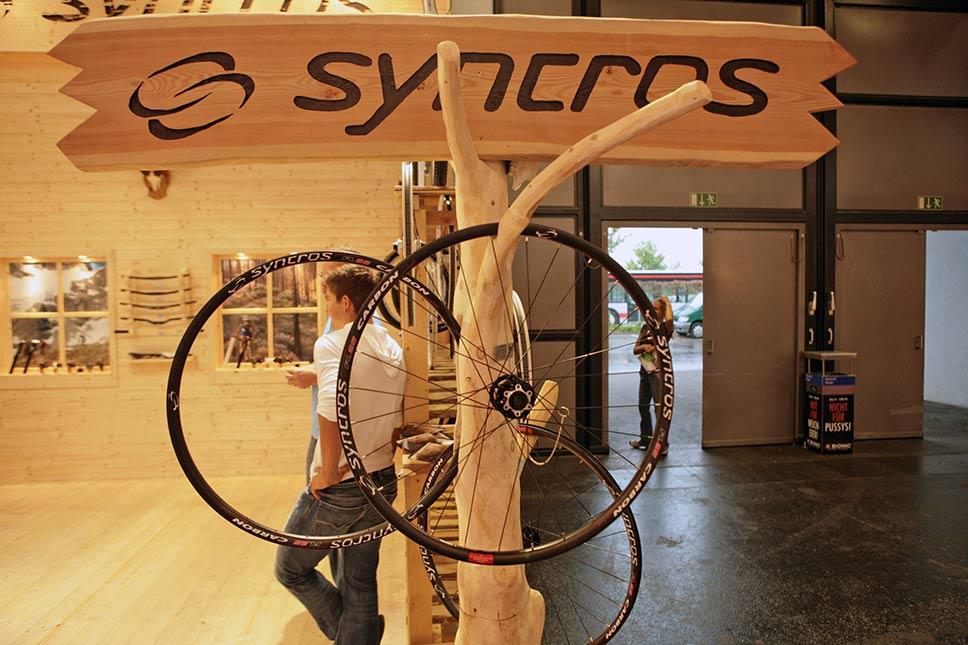Syncros 2010 na Eurobike 2009