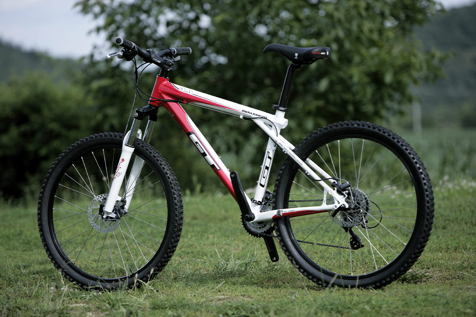 GT Avalanche 3.0 disc preview