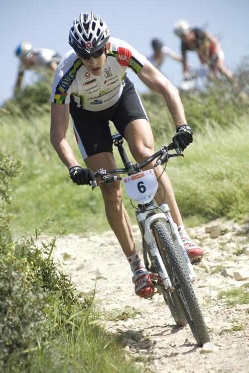 Sunshine Cup #3 2010 - Amathous, Kypr: Christoph Soukup na čtvrtém místě