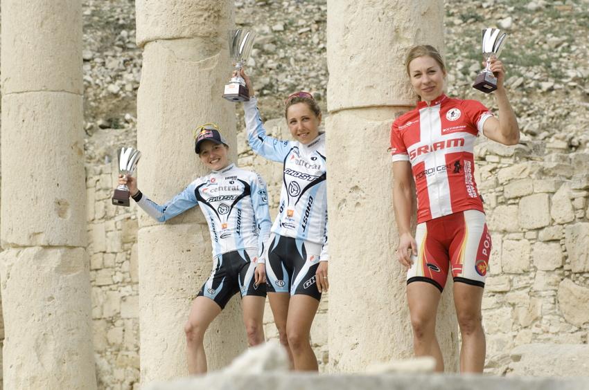 Sunshine Cup #3 2010 - Amathous, Kypr: 1.Eiberweiser, 2.Osl, 3.Langvad