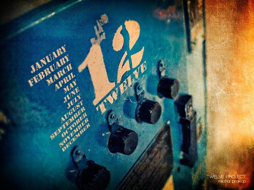 Cover Michal Prokop - Twelve