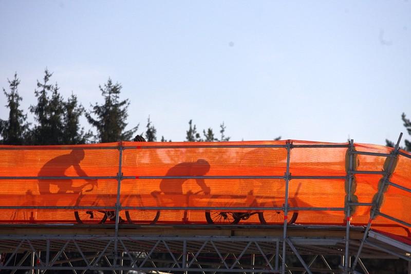 Mistrovství světa v cyklokrosu - Tábor 31.1. 2010, závod Elite