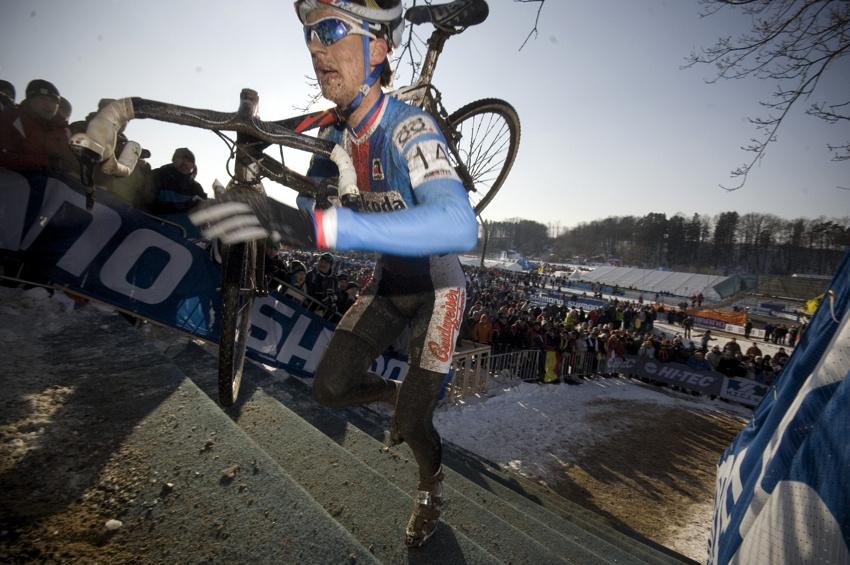 Mistrovství světa v cyklokrosu, Tábor 2010 - Elite: Zdeněk Štybar