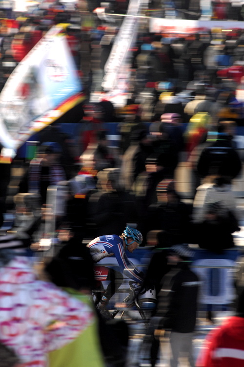 Mistrovstv� sv�ta v cyklokrosu, T�bor 2010 - Elite: