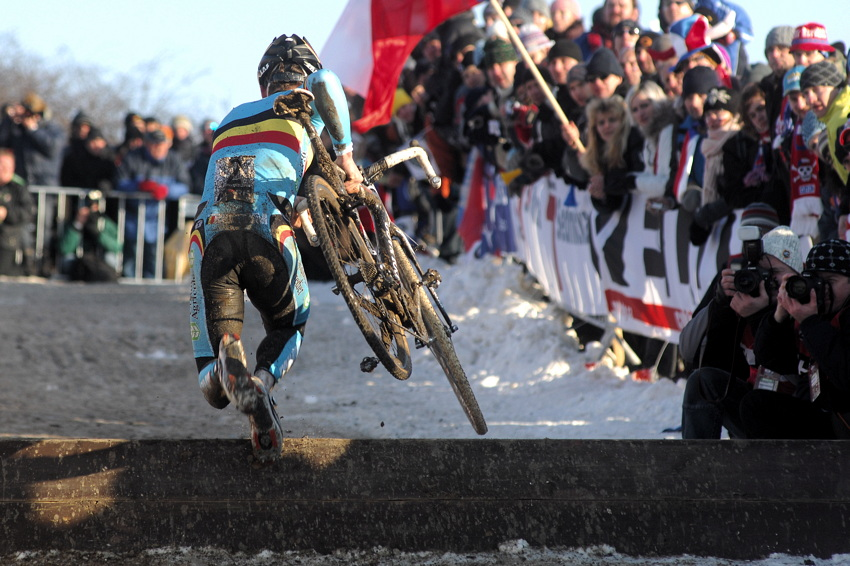 Mistrovství světa v cyklokrosu, Tábor 2010 - Elite: Sven Nijs podruhé