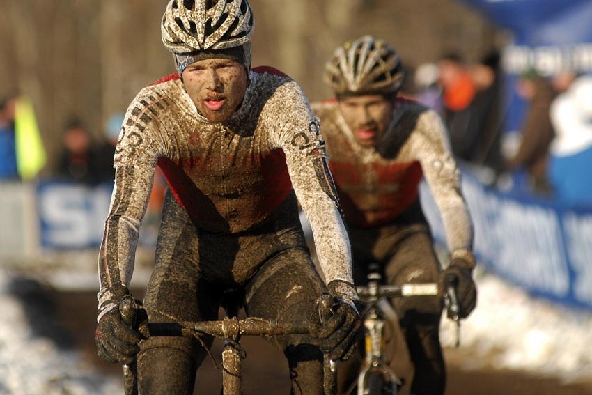 Mistrovství světa v cyklokrosu, Tábor 2010 - Elite: Lukas Fluckiger