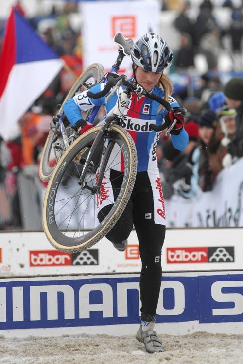Mistrovství světa v cyklokrosu, Tábor 2010 - ženy: Jana Kyptová