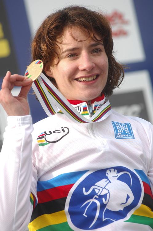 Mistrovství světa v cyklokrosu, Tábor 2010 - ženy: Marianne Vos