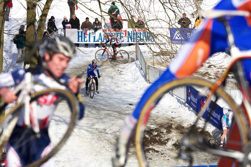 Mistrovství světa v cyklokrosu - Tábor 30.1. 2010