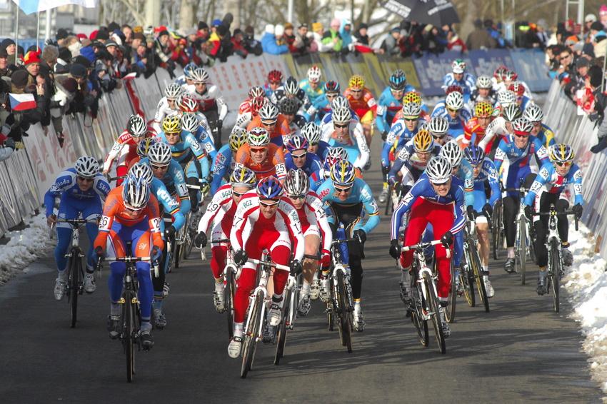 Mistrovství světa v cyklokrosu, Tábor 2010 - junioři & U23: start U23