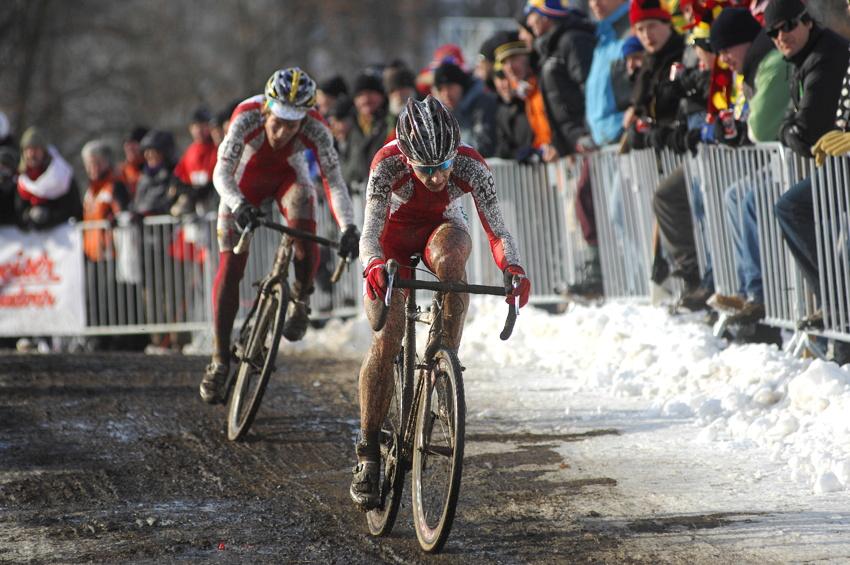 Mistrovství světa v cyklokrosu, Tábor 2010 - junioři & U23: Marek Konwa