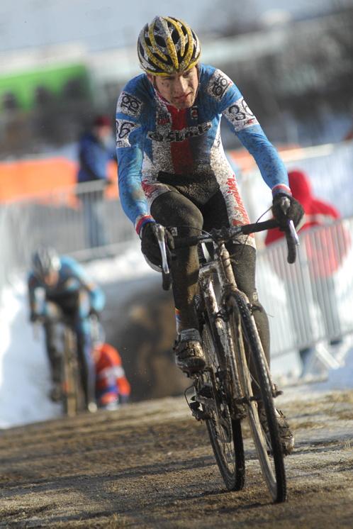 Mistrovství světa v cyklokrosu, Tábor 2010 - junioři & U23: Jiří Polnický