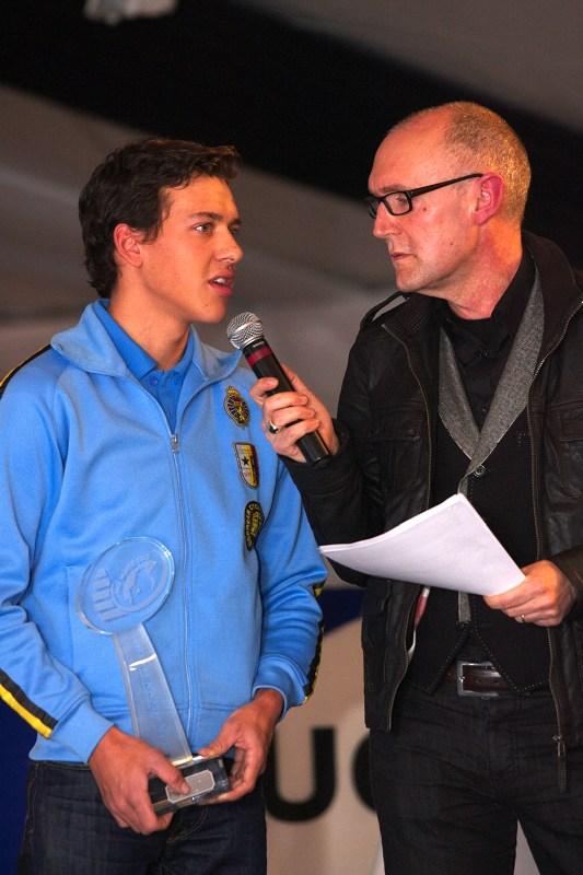 Cyklokrosové MS v Táboře 2010 - čtvrtek: vitěz kategorie U23, nadějný Tom Meeusen
