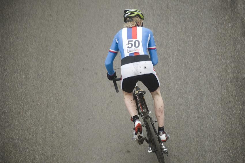 SP cyklokrosařů Hoogerheide 2010 - junioři & U23: Jan Nesvadba
