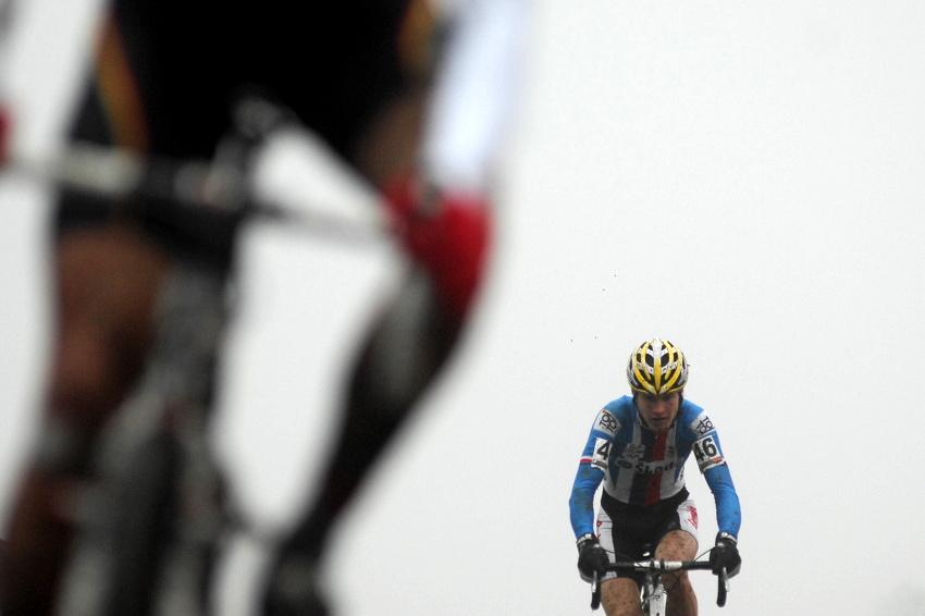 SP cyklokrosa�� Hoogerheide 2010 - junio�i & U23: Ji�� Polnick�