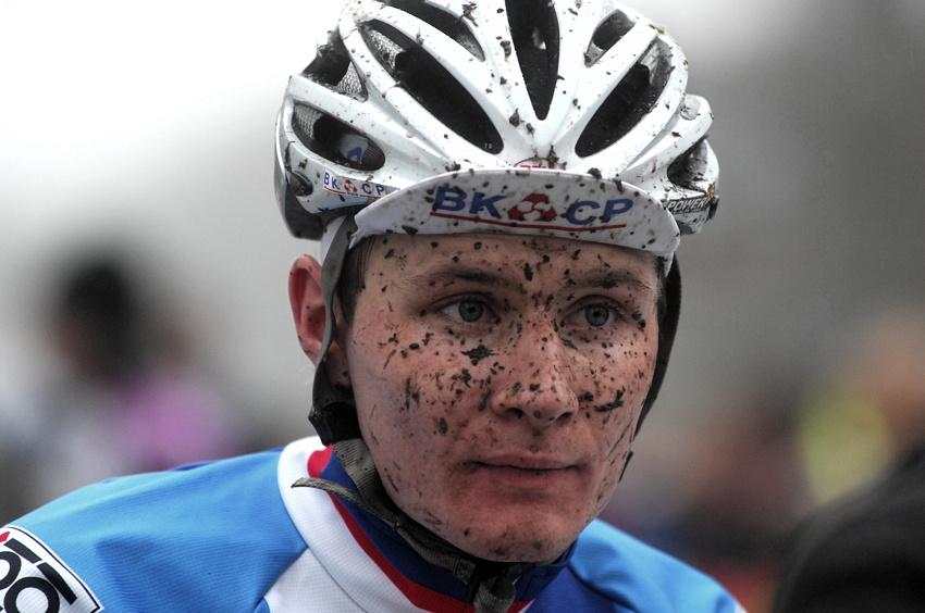 SP cyklokrosařů Hoogerheide 2010 - junioři & U23: Lubomír Petruš skončil 13.
