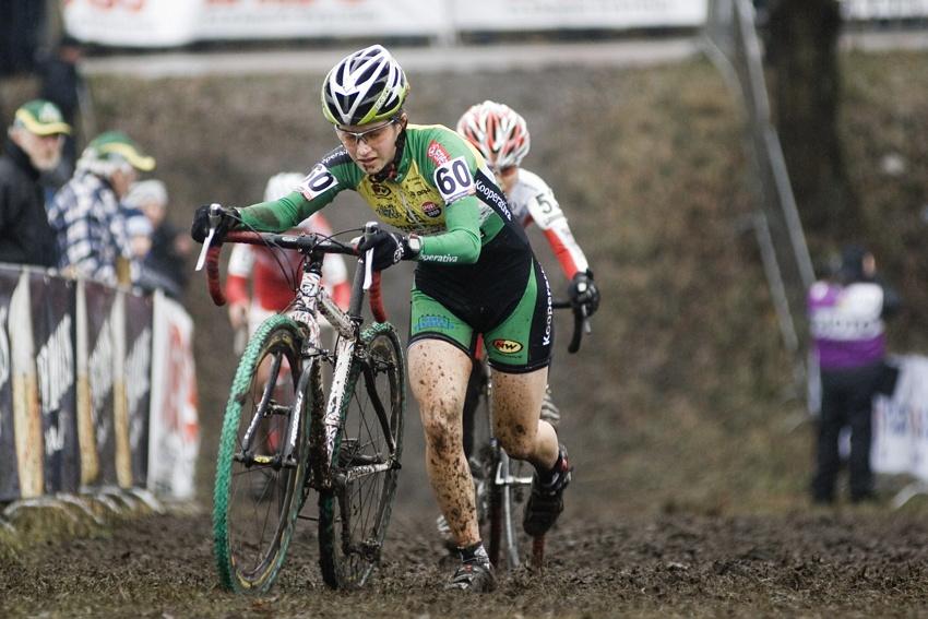 Sv�tov� poh�r v cyklokrosu #9, Hoogerheide 2010: Zuzana Pirzkallov�