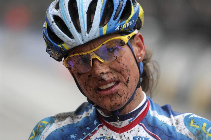 Světový pohár v cyklokrosu #9, Hoogerheide 2010: Kateřina Nash