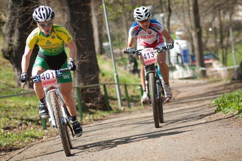 Pavla Havlíková a Janka Števková