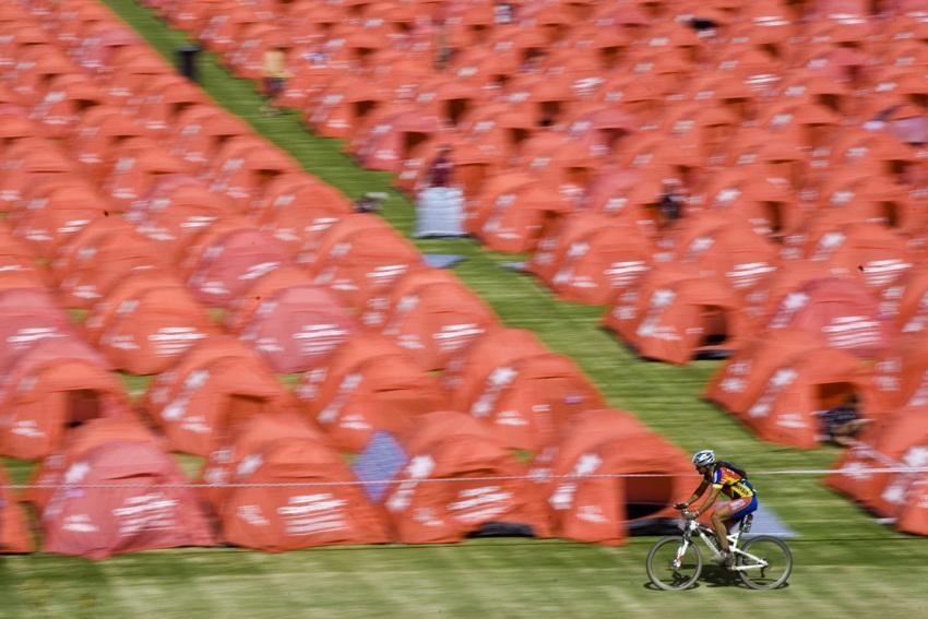 ABSA Cape Epic 2010 - 6. etapa:
