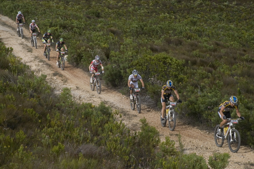ABSA Cape Epic 2010 - 7. etapa:
