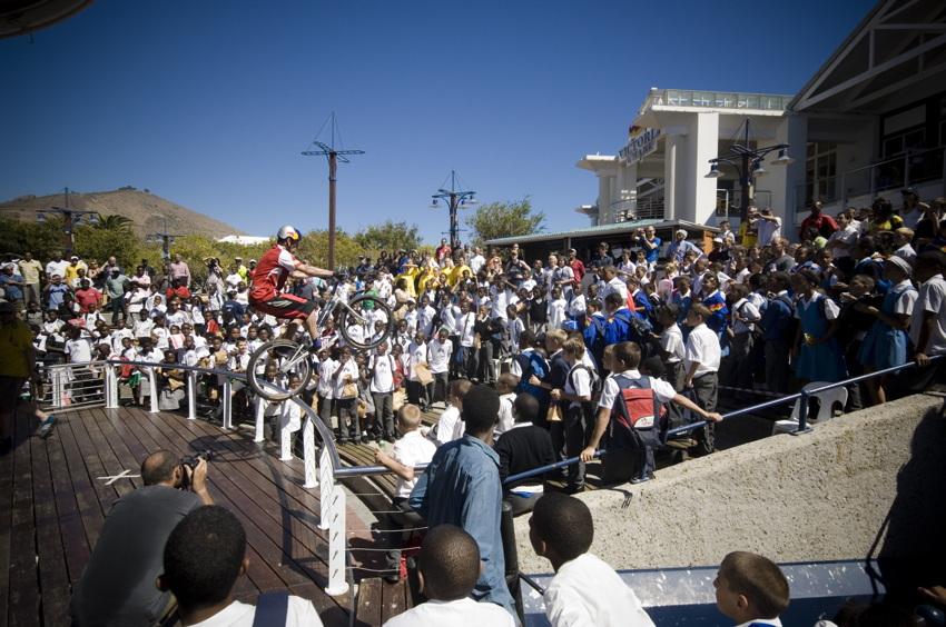 ABSA Cape Epic 2010: předstartovní nálada v Cape Town