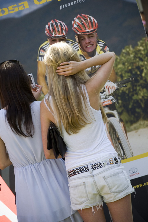 ABSA Cape Epic 2010: registrace v Cape Town