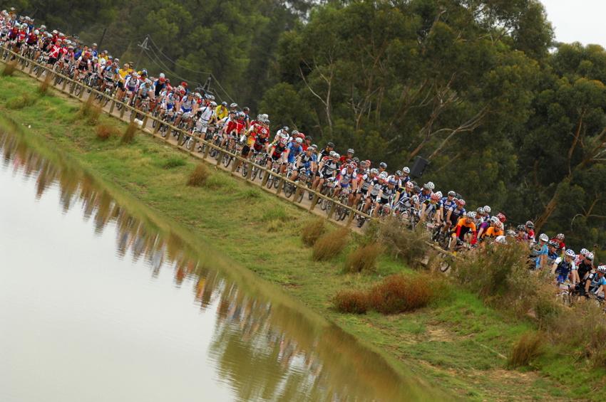 ABSA Cape Epic 2010: start prvn� etapy