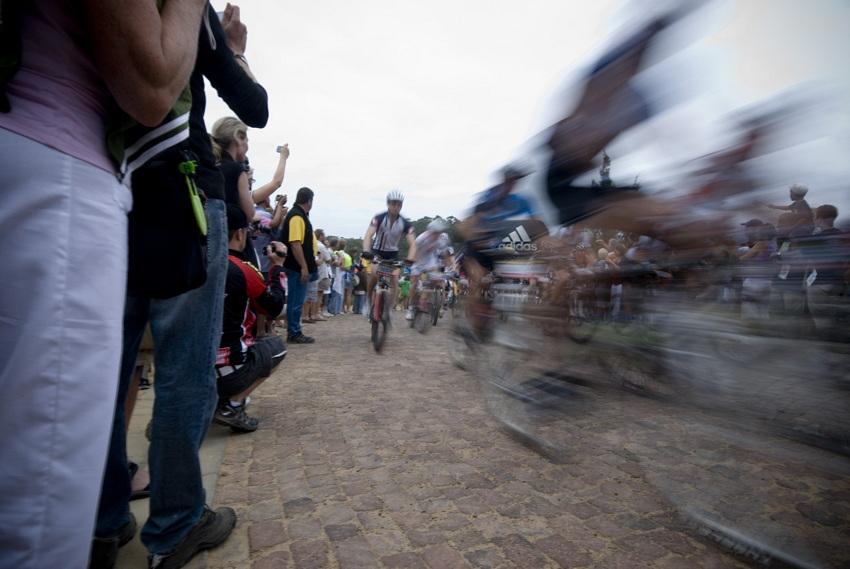 ABSA Cape Epic 2010 - 1.etapa: start
