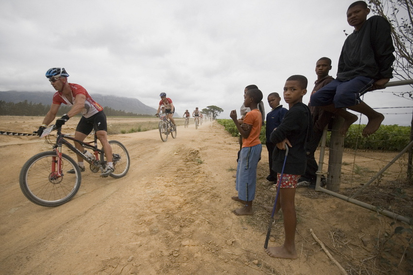 ABSA Cape Epic 2010 - 1.etapa: