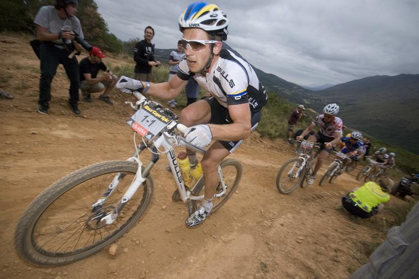 ABSA Cape Epic 2010 - 1.etapa: Karl Platt