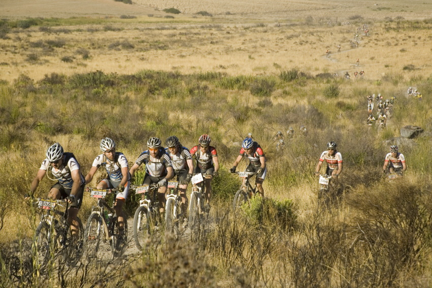 ABSA Cape Epic 2010 - 2. etapa: