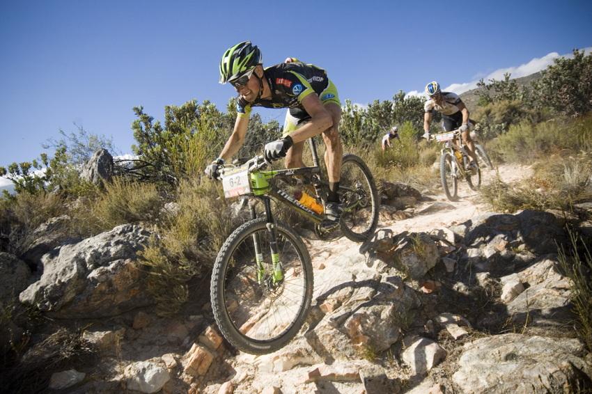ABSA Cape Epic 2010 - 2. etapa: Rudi van Houts